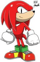 Classic Knuckles by VGAfanatic