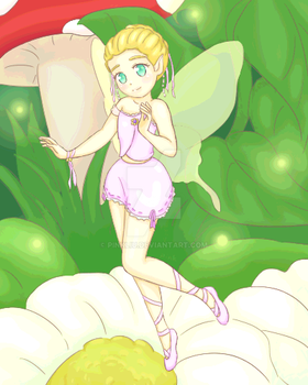 Fairy by PinkLiu
