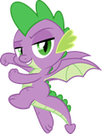 MLP Vector - Spike #4  by jhayarr23