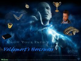 Voldemort's Horcruxes by MilanaOP