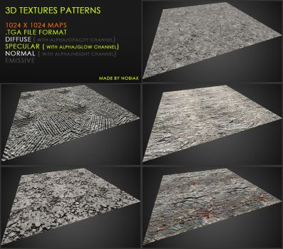Free textures pack 34 by Yughues