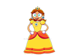 Princess Daisy by Artcompany