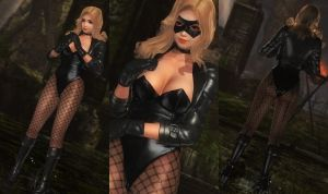 (RELEASE) BLACK CANARY by huchi001