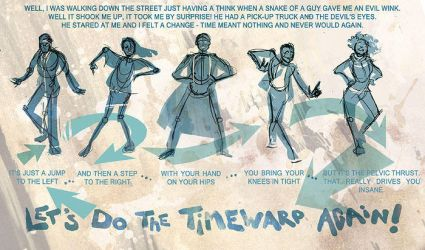 let's do the time warp again by greyfin