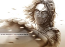 Winter Soldier - You can't stop me by Lehanan