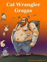 Cat Wrangler Gragas by thanekats