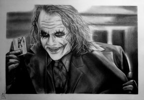 Joker by marcelkiss