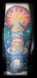 Solar by state-of-art-tattoo