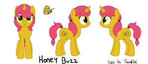 CE Honey Buzz by SaturnStar14