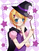 Eloise Halloween with colors by iamtabbychan