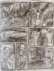 Beyond the 4th Wall-Prologue- Page 1 by LarryDaCat