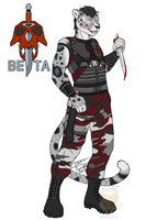 Beta: The Russian Vamperium by Iven-Furrpaw