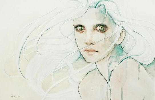 opale. by agnes-cecile