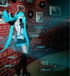 VOCALOID-Hatsune Miku-cos by sandy67 by sandy67-Q