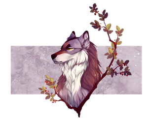 prowess | comm | WoLF by Copperhaven