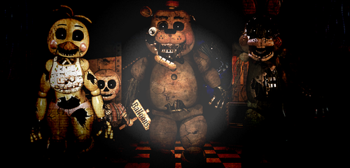 Five Nights at Freddy's [???] by Christian2099