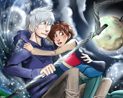 RotG: im not gonna drop you, believe me by CharlieMcCarthey