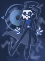 Dib as Lewis from Mystery Skulls??? by Epic-Pib