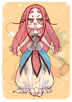 (CLOSED) PKMN Gijinka Adopt by Camg95