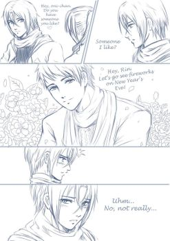 Sourin Doujinshi by SkyWalkerXIII