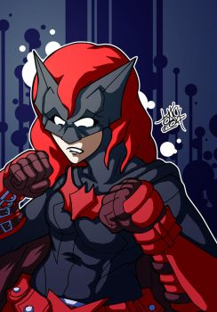 :i'm batwoman: by PoisonRemedy