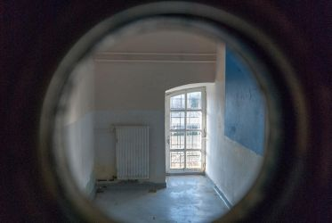 View with room by walking-cripple