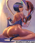 Eliza from Skullgirls by cutesexyrobutts