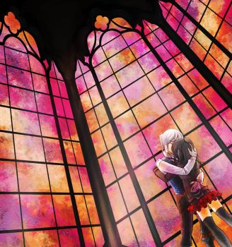 Stained Glass by Tomecko