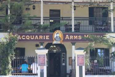 The Maquarie Arms Hotel by AustralianWolf