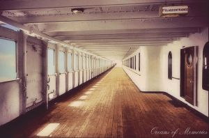 Welcome Aboard the Grandest Liner of All by RMS-OLYMPIC