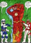 An IcyHot situation for the Flash by TheZackBurg