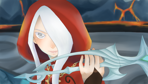 Dragon Nest - Come, you fool. by karlwares