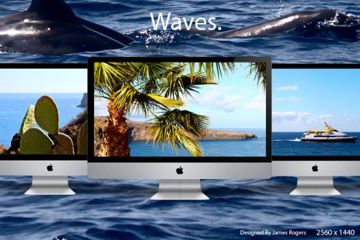 Waves - The Sequel To Tides by JamesRogers