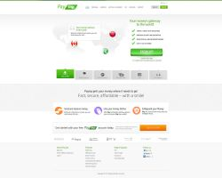 Payinp - One Click payment system by me2ahmedhassan