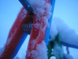 Snow Pegs 3 by StivStock