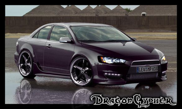 Mazda 6 MPS - Chopped by DCypher03