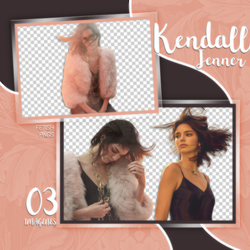 PACK PNG 135 // KENDALL JENNER by fetishpngs
