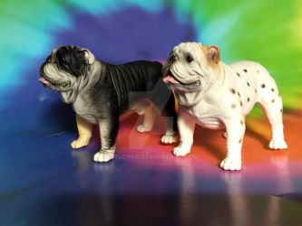 bulldogs by OTlover
