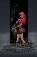 Little Red Riding Hood by ChrisShields