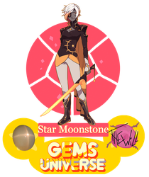 [GU] Star Moonstone by SouOrtiz