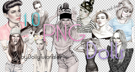 Pngs by Dolly Tutoriales by DollyTutoriales