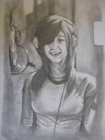 Christina Grimmie Portrait by koko969w