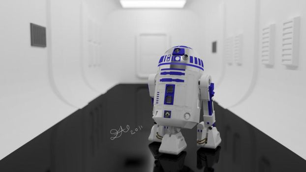 Artoo by deirie