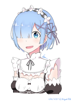 Rem by boyal103