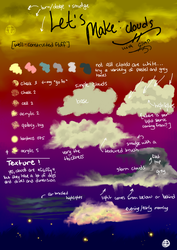 Clouds Tutorial by Ashvaiti