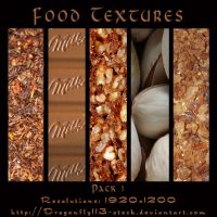 Food Textures Pack 1 by BFstock