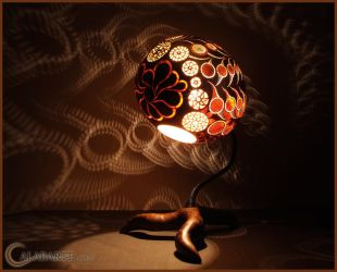 Table lamp XI - Evolution by Calabarte