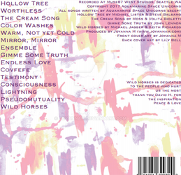 Naked Truth Back Cover Art by joyannam