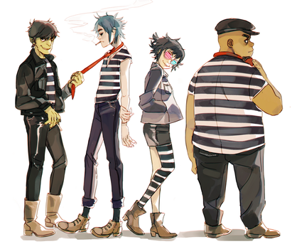 Stripes by Cioccolatodorima