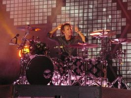 Dominic Howard by red-hairlady